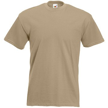 Fruit of the Loom T-Shirts 5 Pack - Super Premium T