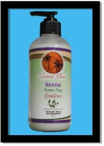 Henna Green Tea Conditioner