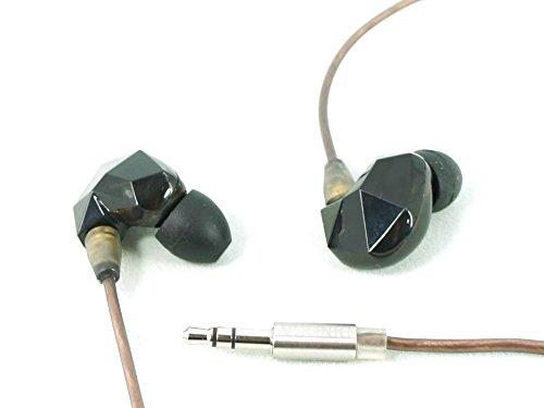 VSONIC VSD3 Black High Fidelity Professional Quality Stereo Inner-Ear Earphones fashion professional in ear earphones light blue black 3 5mm plug 120cm cable