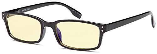 GAMMA RAY VALUELINE Computer Glasses Anti Blue Light Anti Glare and Anti UV Monitor and Screen Glasses