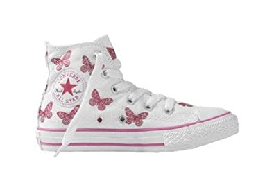 Converse all star butterfly 35 size 38 for Converse all star amazon