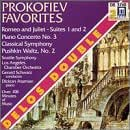 Prokofiev Favorites