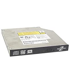 Hp / Sony Ad-7581a Slim IDE 8x Dvdrw Burner w/ Lightscribe for Laptops -