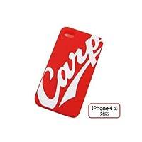 カープ公認グッズ iPhone4(4S対応)カバー ロゴバージョン