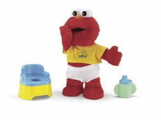 Fisher-Price Potty time Elmo (Elmo Potty Reward Chart compare prices)