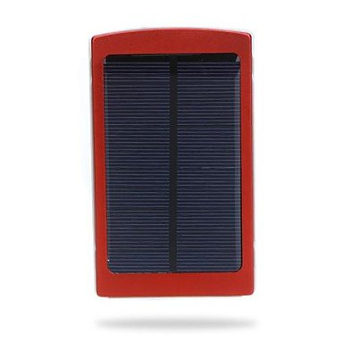 10000mAh External Solar Charger Mobile Power Universal Photo