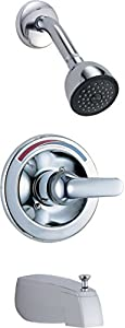 Delta Faucet T13491 Classic Monitor R 13 Series Tub and Shower Trim, Chrome