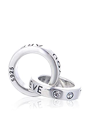 B•You Charm Love plata de ley 925 milésimas