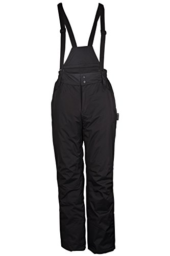 mountain-warehouse-dusk-mens-shower-proof-walking-breathable-snowboarding-ski-trousers-pants-black-m