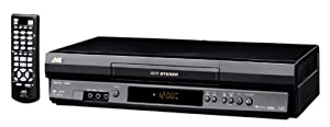 JVC HRJ692U 4-Head Hi-Fi VCR , Black