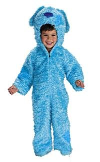 Child Deluxe Blues Clues Costume - Small