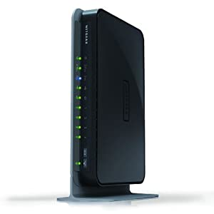 NETGEAR Wireless Router - N600 Dual Band Gigabit (WNDR3700)