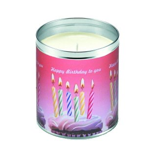 Aunt Sadie's Happy Birthday Candle