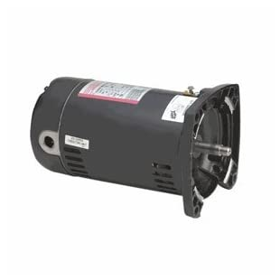 A.O. Smith USQ1072 3/4-Horsepower Up-Rated Square Flange Replacement Motor