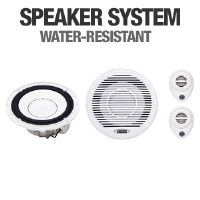 Clarion CM1635 6 1/2-Inch 2-Way Component Speaker System