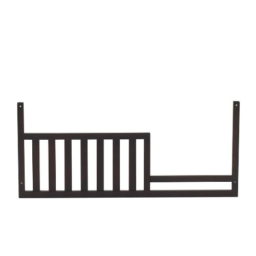 Read About Munire Medford Toddler Guard Rail, Espresso