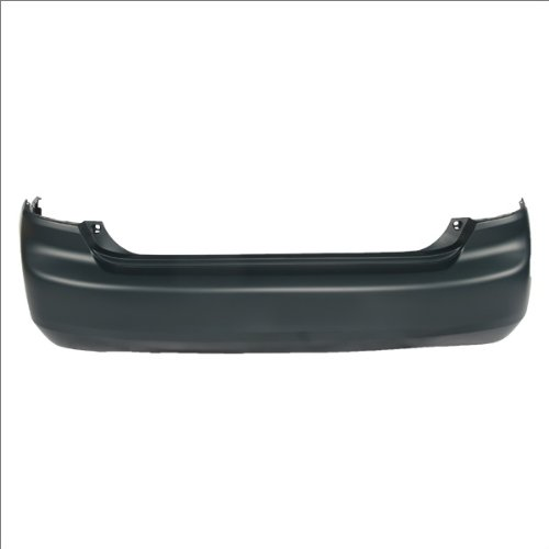 CarPartsDepot 352-20574-20-Pm, Rear Bumper Cover Primed Black Facial Plastic (2003 Honda Accord Ex Bumper Cover compare prices)