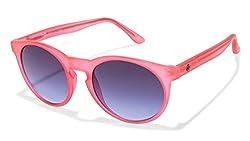 John Jacobs Aventura JJ 2243 Pink Blue C3 Sunglasses