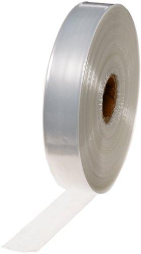 Aviditi PT0202 Poly Tubing Roll, 2150' Length x 2
