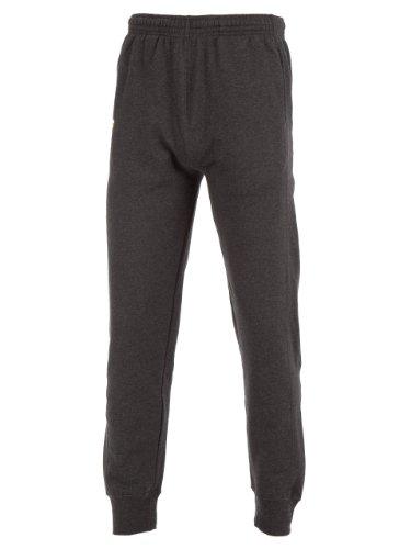 Russell Athletic, Pantaloni sportivi elasticizzati Uomo, Grigio (Anthrazit), S