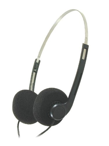 Tok Tok Designs® Disposable Stereo Headphones (100 Qty)