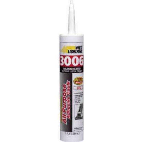 white-lightning-30060-all-purpose-adhesive-caulk-white-10-ounce-cartridge