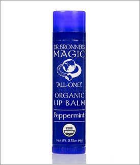 Best Cheap Deal for Dr. Bronner's & Sun Dog's Magic Organic Lip Balm, Peppermint, 0.15-Ounce Sticks (Pack of 6) by Dr. Bronner's - Free 2 Day Shipping Available