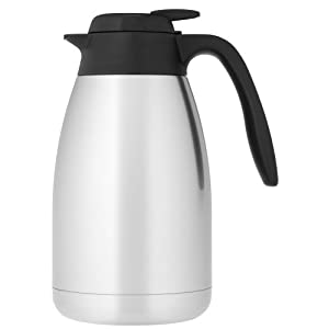 Thermos Nissan 51-Ounce Stainless-Steel Carafe