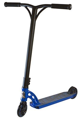 Madd Gear VX5 Team Scooter, Blue/Black, 4.5-Inch Deck