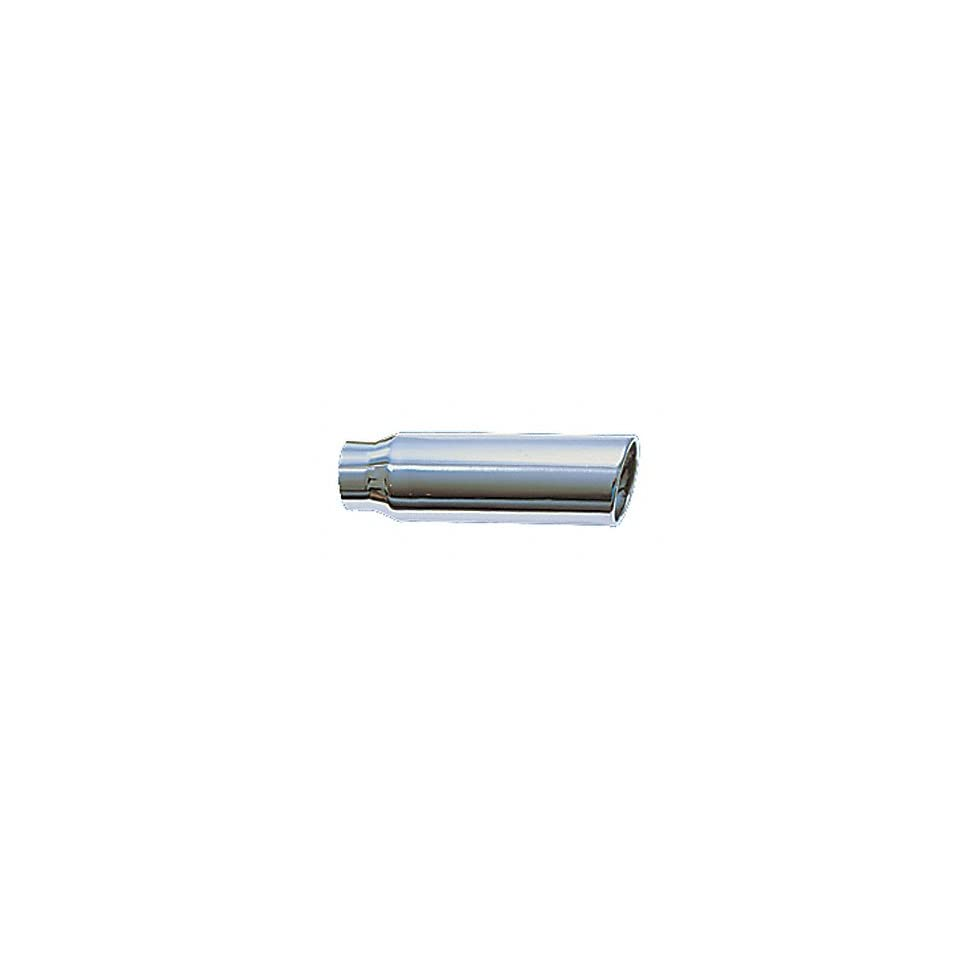 Carriage Works 5033 Polished Stainless Steel Exhaust Tip