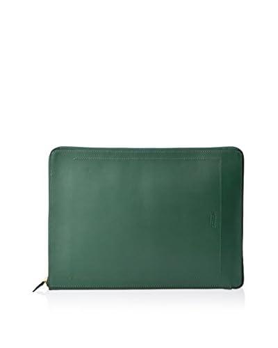 Kate Spade Saturday Women's Reversible Laptop Case, Pine Green