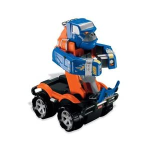 Fisher price motorized king car nivore for Fisher price motorized cars