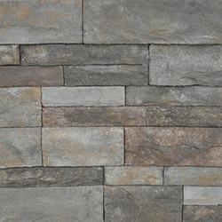 Strongside stone mortarless light ledge stone siding for Mortarless stone siding