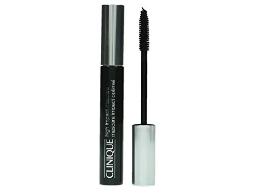 Clinique High Impact Mascara, 01 Black, Donna, 7 ml
