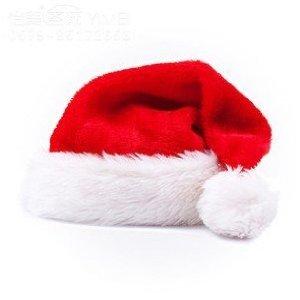 サンタ 帽子 赤 サンタ コスプレ 衣装 クリスマス コスチューム Xmas プレゼント ペア  【ミニクリスマスカード付き】 2枚セット