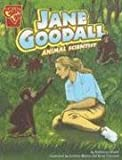 img - for Jane Goodall: Animal Scientist (Graphic Biographies) book / textbook / text book