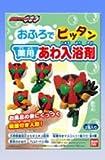 バンダイ おふろでピッタン 薬用あわ入浴剤 仮面ライダー000(オーズ) (2包入り)