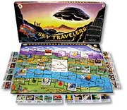 Cooperative Game of Skill Teamwork and Decsision Making, Sky Travelers