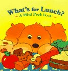 img - for What's for Lunch? (Mini Peek Books) book / textbook / text book