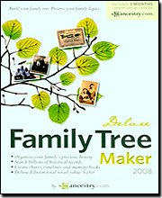 Family Tree Maker 2008 Deluxe