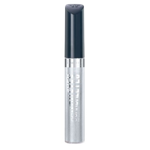Rimmel ScandalEyes Eyeshadow Paint Mercury Silver