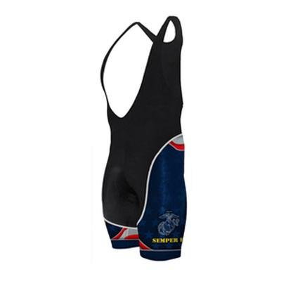 Buy Low Price Primal Wear 2012 Men's US Marines Team Cycling Bib Short – MCTMS35M (B007JY7TTA)