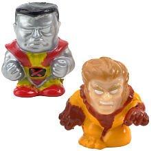 Squinkies Marvel Minifigures Series 1 - (2) Random Figures - 1