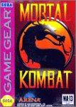 Mortal Kombat - Sega Game Gear