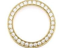 Diamond Bezel for Ladies President & Datejust Watch