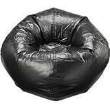 Matte Vinyl Bean Bag Chair