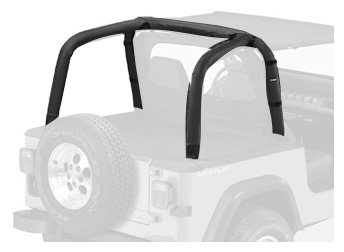 Bestop 80009-15 Black Denim Sport Bar Cover for 92-95 Wrangler YJ