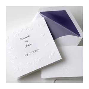 Summer Wedding Invitation (50 Pack)