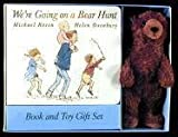We're Going on a Bear Hunt (Book and Plush Toy Gift Set) Michael Rosen