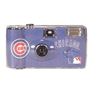 Chicago Cubs Disposable Camera